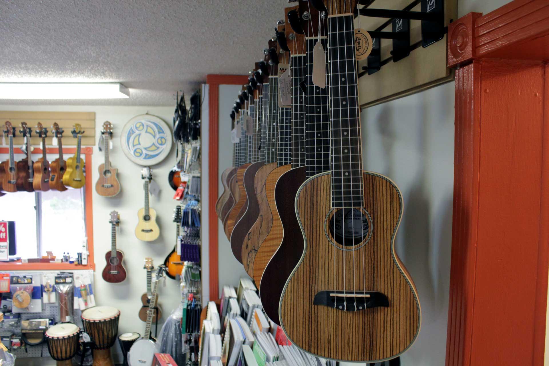 ukuleles-high-end