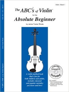 abc violin beginner