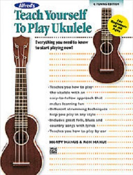 alfred play uke