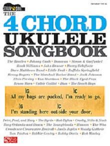 4 chord uke song