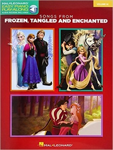 songs from frozen tangled and enchanted