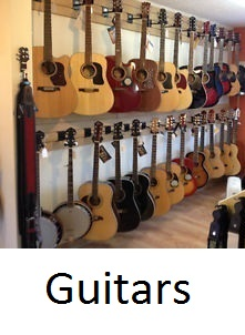 shop guitars