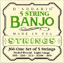 banjo-strings