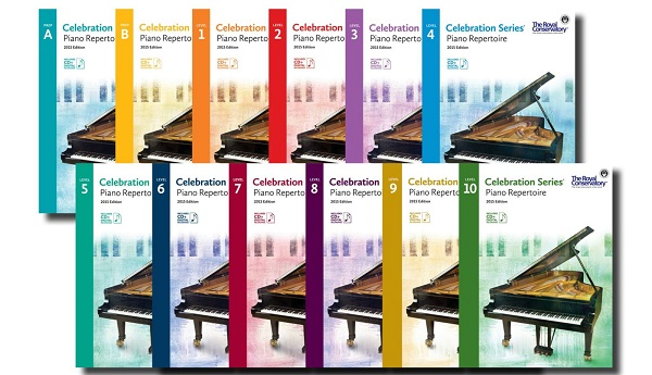 Piano study sequence
