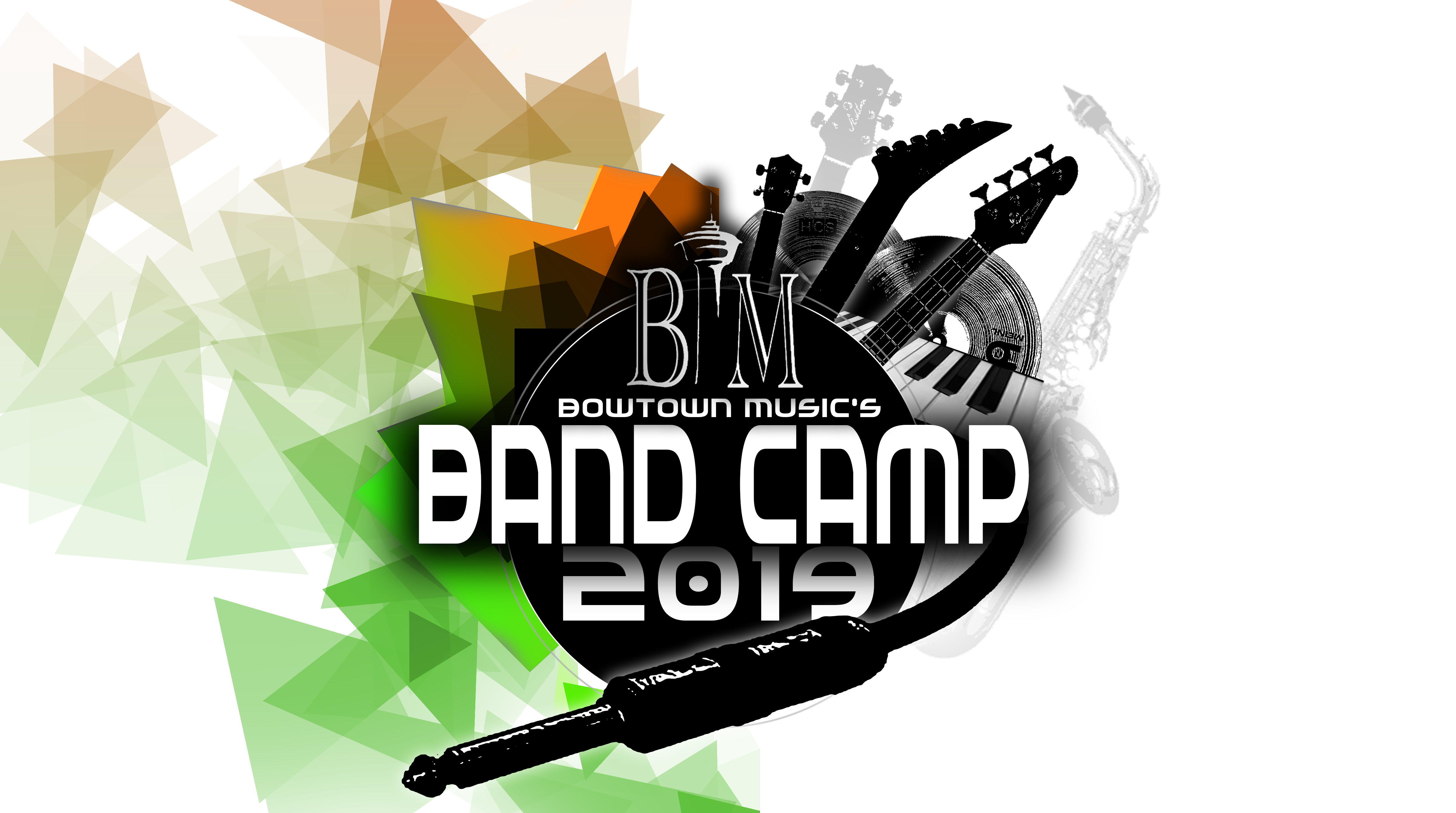 Band Camp - Bowtown Music